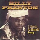 i wrote a simple song billy preston / sp3507