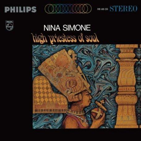 high priestess of soul nina simone /phs 600-219