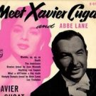 meet xavier cugat and abbe lane. Philips(NL)B 07681