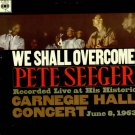 we shall overcome / pete seeger / cl2101
