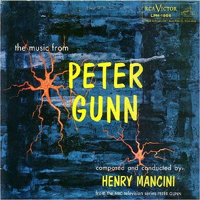 peter gunn / henry mancini / lpm1956
