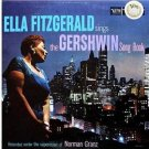 ella fitzgerald sings the gershwin song book/mgvs7000