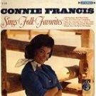 connie francis sings folk favorites / ms538