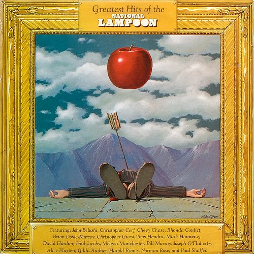 greatest hits of the national lampoon / visa 7008