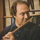 Jean-Pierre Rampal (flute) Mario Duschenes (recorder) Trio-sonatas.