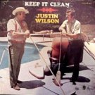 justin wilson keep it clean / 2223