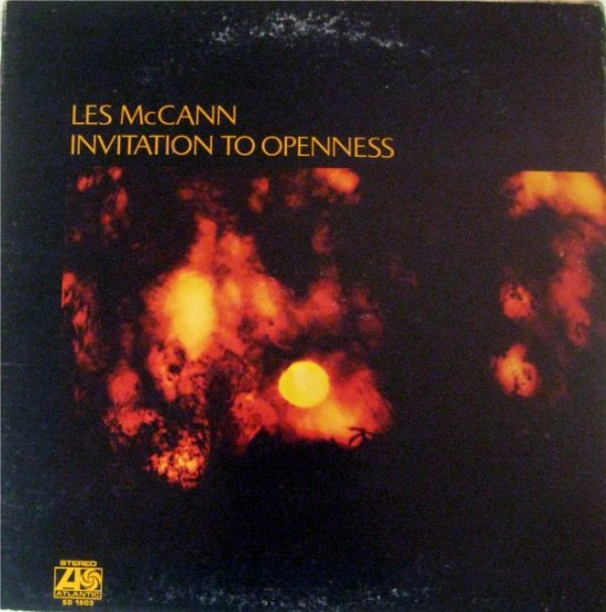 les mccann invitation to openness / 1603