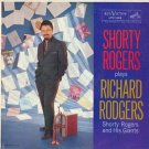 shorty rogers plays richard rogers / lpm1428