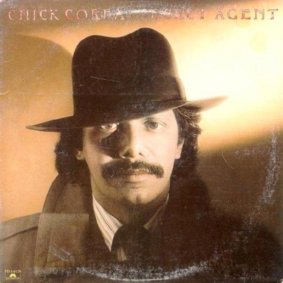 chick corea / secret agent / 6176