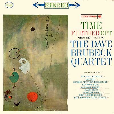 The Dave Brubeck Quartet � Time Further Out