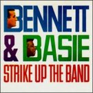 BENNETT & BASIE - STRIKE UP THE BAND (SR 25231)