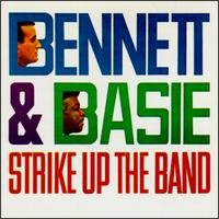BENNETT & BASIE - STRIKE UP THE BAND (SR 25231)