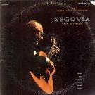 andresSegovia On Stage  Decca DL 710140