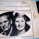 Wilhelm Furtwangler & Kirsten Wagner: Gotterdammerung, Three Excerpts