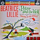 beatrice lillie in peter and the wolf