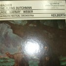 RICHARD WAGNER The Flying Dutchman 3 LP Box Set NM