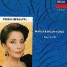 Spanish & Italian Songs (Felix Lavilla) by Teresa Berganza ...
