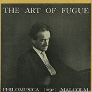 the art of fugue , bach, zrg 5421 & 5422