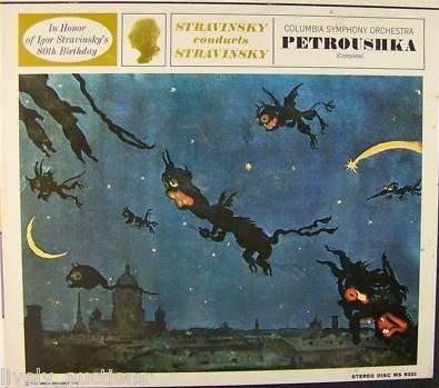 Stravinsky - Petroushka MS 6332