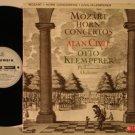 Mozart - Horn Concertos (Civil; PO, Klemperer) Angel RL 32028