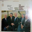 rudolf serkin the budapest string quartet / ms6631