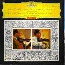 BACH; Violin Concertos