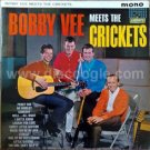Bobby Vee Meets The Crickets ,1962,Lby3228,ALBUM)