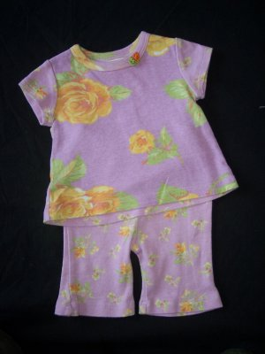 Baby Lulu 2 pc flare set