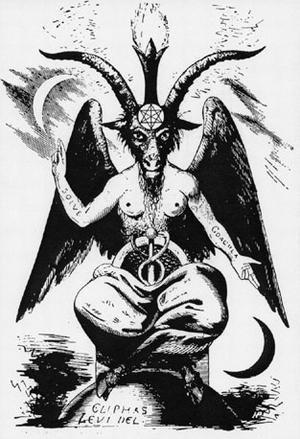 Consultation with Satanic Priest