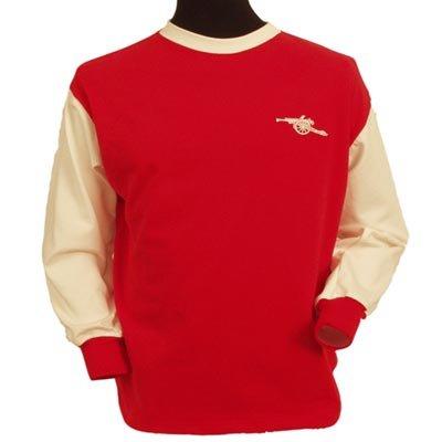 Toffs - Arsenal 1970's Retro Shirt