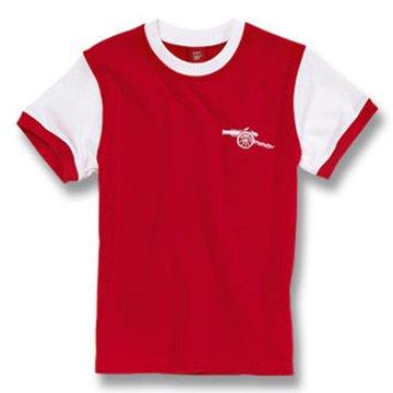 Toffs - Arsenal 1960's - 1970's Short Sleeve