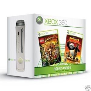 Xbox 360 Pro 60GB Console w/ Guitar Hero 3 Bundle