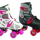 Pacer XT-70 Adjustable Girlls' Quad Roller Skate