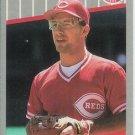Cincinnati Reds 1989 Fleer Chris Sabo Team Set.