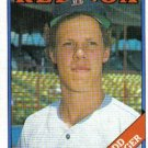 1988 Topps #96 Todd Benzinger red Sox