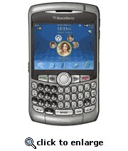 Blackberry 8320 Curve Unlocked GSM Cell Phone w/ WIFI