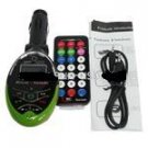 Bluetooth Handfree Kit + Car MP3 Player