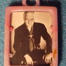 HOPALONG CASSIDY GUM BALL MACHINE PHOTO CHARM 1940s