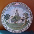 STAFFORDSHIRE VICKSBURG WARREN CO. HISTORICAL SOCIETY PLATE