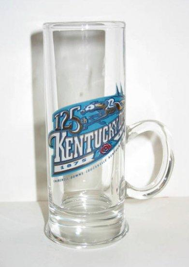 1999 125th KENTUCKY DERBY TALL HANDLED SHOT GLASS