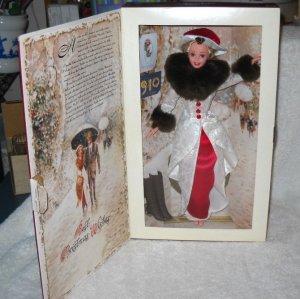 1995 BARBIE Doll Sp Ed Hallmark Holiday Memories NIB