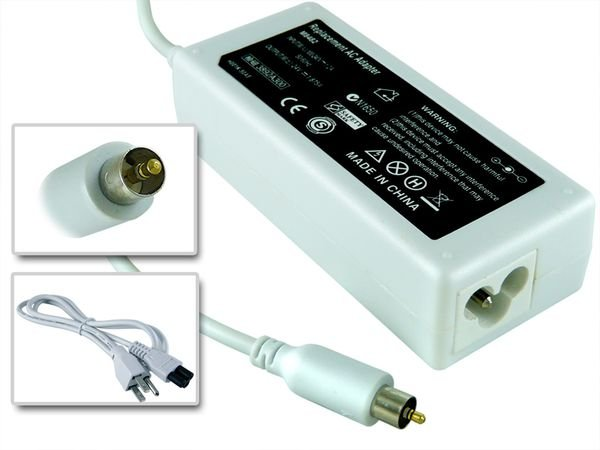 For Apple G4 iBook Powerbook 48W AC Adaptor +Power Cord