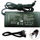 Power Supply Cord for Sony Vaio VGN-FJ57SP VGN-FJ58GP