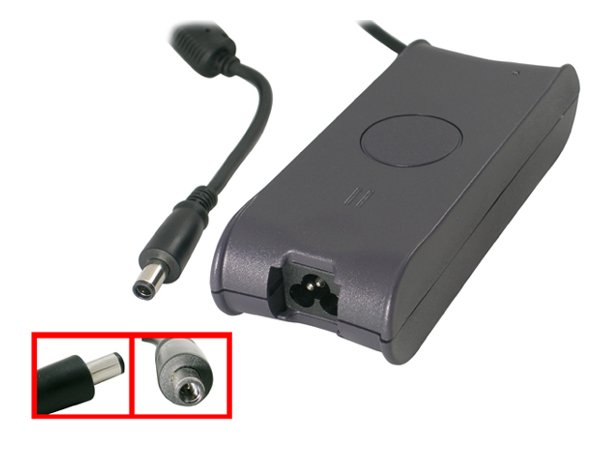 for Dell 7W104 PA-1650-05D AC Adapter/Power Supply+Cord