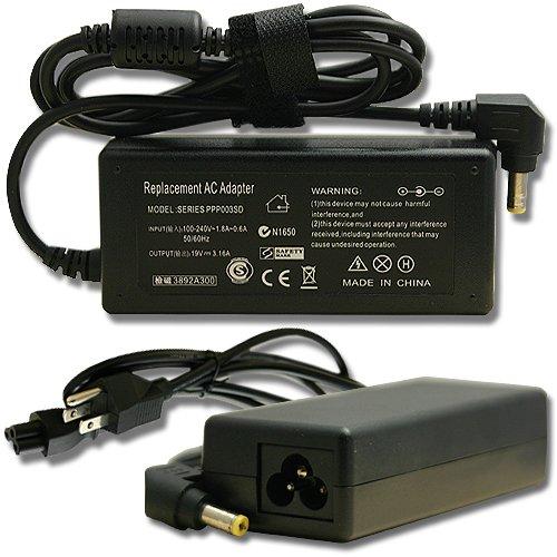 AC Power Adapter for Acer Presario 1600-XL151 1630