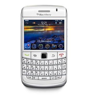 BlackberryBlackBerry 9700 Bold 3G GSM Quadband Phone (Unlocked) White