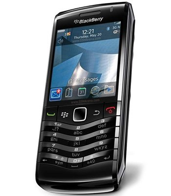 Blackberry 9105 Pearl 3G GSM Quadband Phone (Unlocked) Black