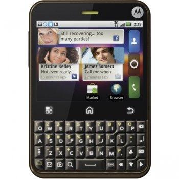 T-Mobile Motorola Charm GSM Cell Phone (bronze).