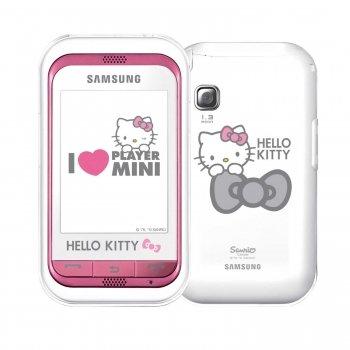 Samsung C3300 GSM Champ Hello Kitty Quadband Phone (Unlocked)