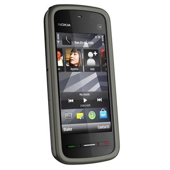 Nokia 5230 Nuron GSM Quadband Phone (Unlocked) Black